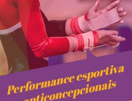 Performance esportiva e anticoncepcionais