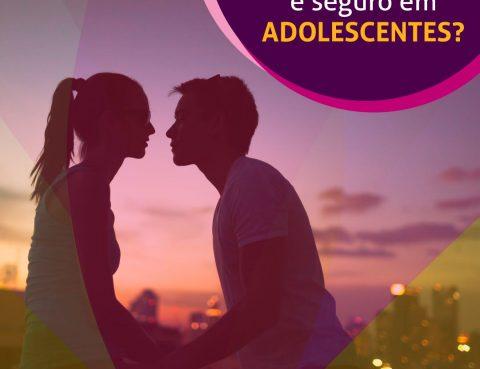 O uso do DIU é seguro em adolescentes