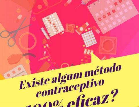 método contraceptivo 100% eficaz